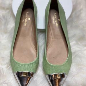 Kate Spade Pointy Toe Ballerina Flats